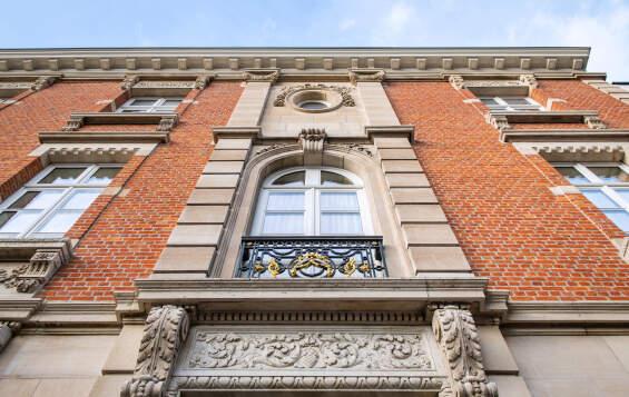 Herenhuis - appartementen Leuven